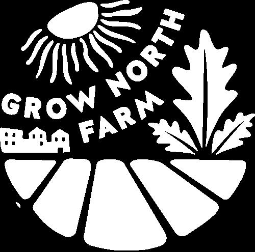 Grow North Farms logo