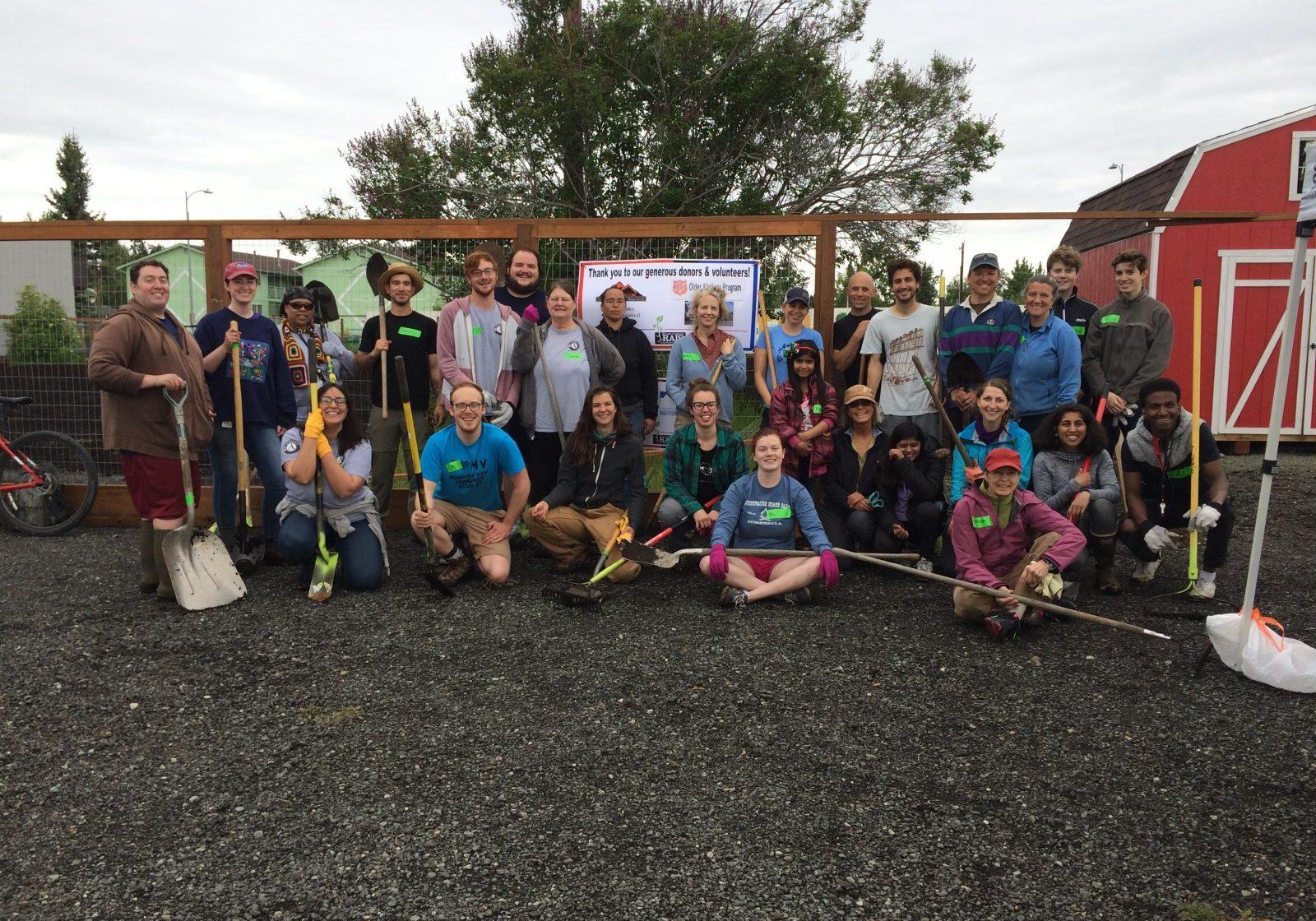Fairview Park Volunteer Day